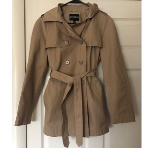 Classic Trench Coat (Express)